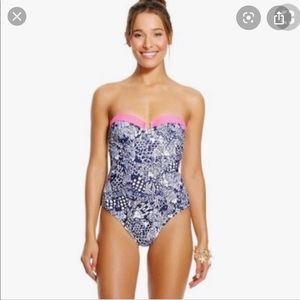 Lilly Pulitzer for Target - like new swimsuit!